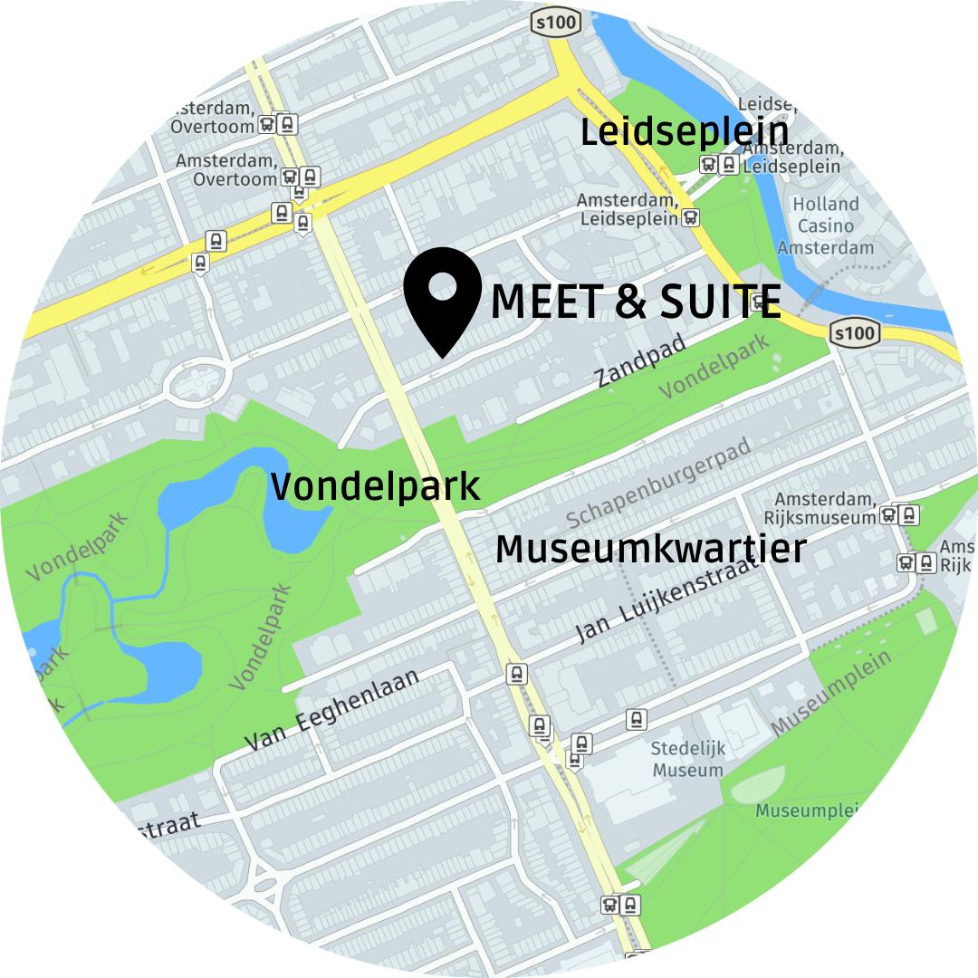 inspireren Meet & Suite